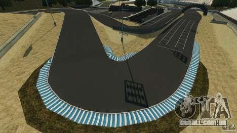 Laguna Seca [Final] [HD] para GTA 4 segundo screenshot