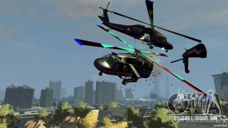 Wafflecat17s Annihilator para GTA 4 vista de volta