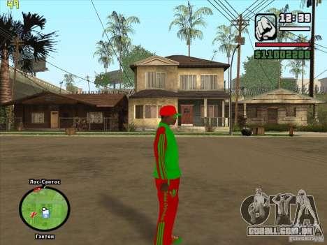 Substituição completa da loja Binco Adidas para GTA San Andreas décima primeira imagem de tela