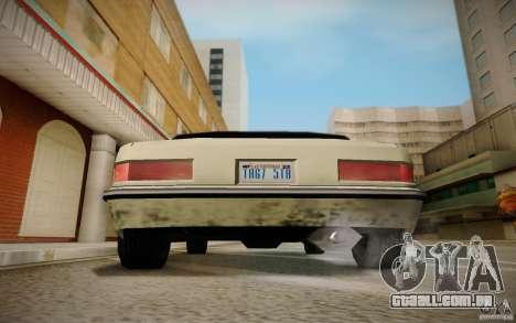 HQLSA v1.1 para GTA San Andreas sexta tela
