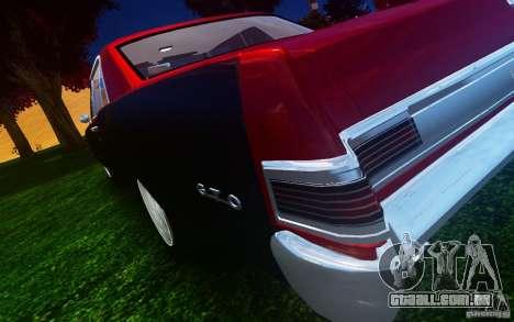 Pontiac GTO 1965 FINAL para GTA 4 rodas