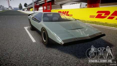 Alfa Romeo Carabo para GTA 4 vista direita
