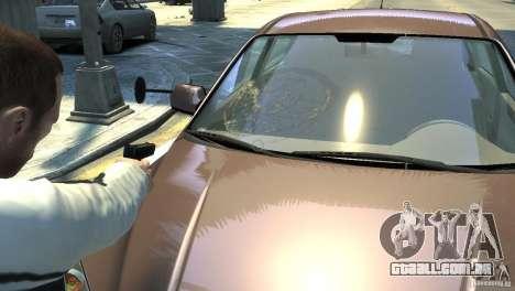 New Glass Effects para GTA 4 nono tela