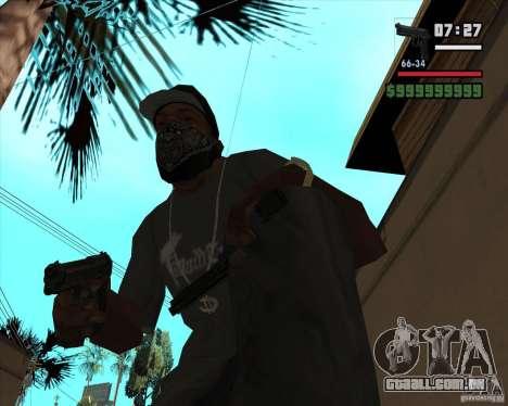 Beretta M92FS HD para GTA San Andreas