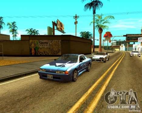 ENBSeries by Sashka911 v2 para GTA San Andreas quinto tela