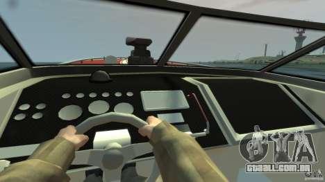 Tuned Jetmax para GTA 4 vista direita