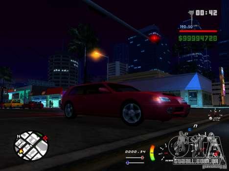 EnbSeries by gta19991999 v2 para GTA San Andreas terceira tela