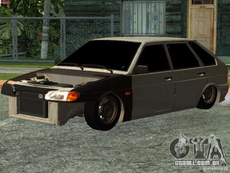 ВАЗ 2114 Hobo para GTA San Andreas