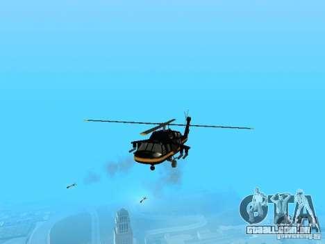 GTA 4 Aniquilador entrável para GTA San Andreas traseira esquerda vista