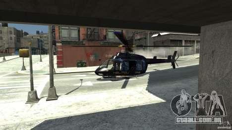 NYC Helitours Texture para GTA 4 vista direita