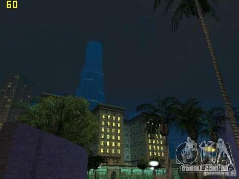GTA SA IV Los Santos Re-Textured Ciy para GTA San Andreas twelth tela