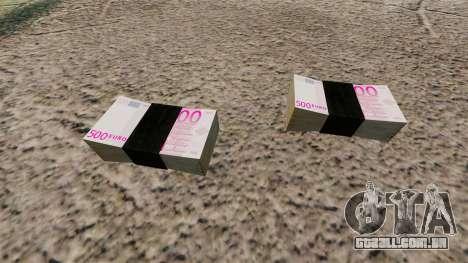 Notas de euro para GTA 4 segundo screenshot