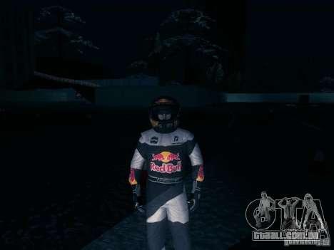 Race Ped Pack para GTA San Andreas décimo tela