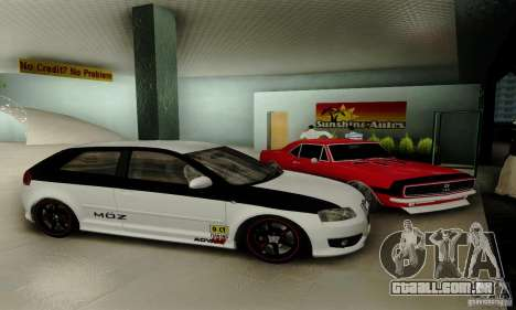 Audi S3 para as rodas de GTA San Andreas