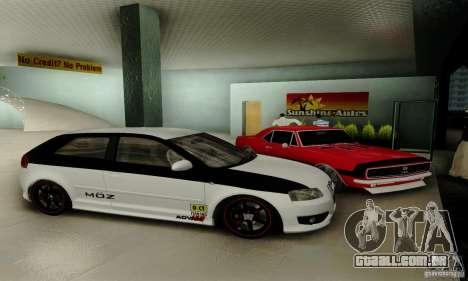 Audi S3 para as rodas de GTA San Andreas
