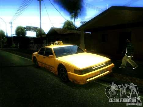 Sunrise Taxi para GTA San Andreas