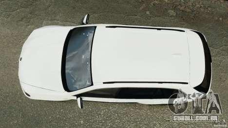 BMW X5 xDrive48i Security Plus para GTA 4 vista direita