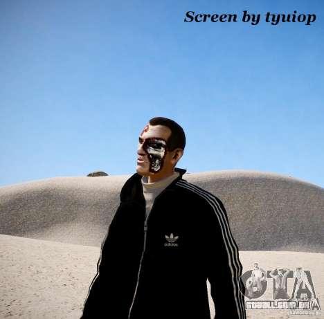 Niko - Terminator para GTA 4