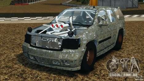 Chevrolet Tahoe 2007 GMT900 korch [RIV] para GTA 4