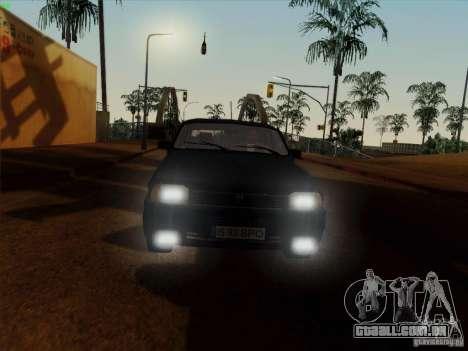 Dacia 1310 L Sport para GTA San Andreas vista interior