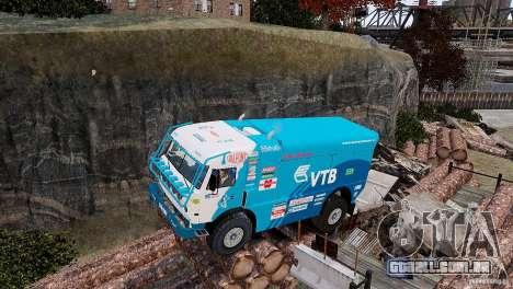 Trilha Off-Road para GTA 4