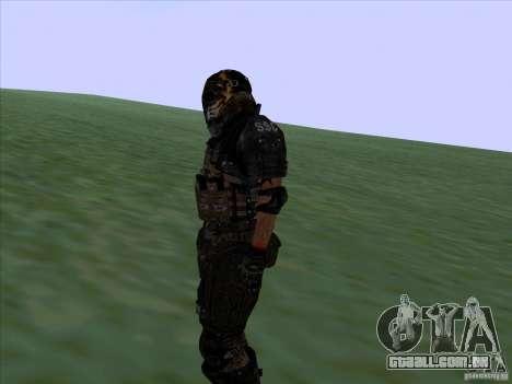Elliot Salem para GTA San Andreas terceira tela