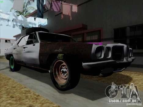 BETOASS car para GTA San Andreas esquerda vista