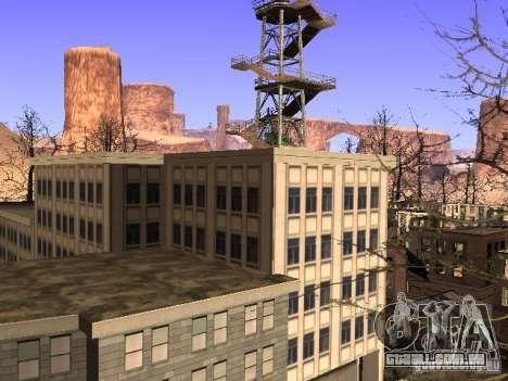 Chernobyl MOD v1 para GTA San Andreas sétima tela