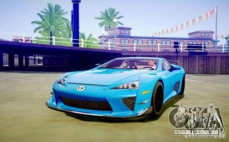 Sompelling ENBSeries para GTA San Andreas sétima tela
