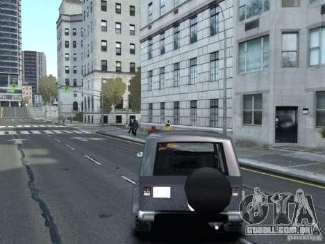 Mesa em GTA San Andreas para GTA IV para GTA 4 vista de volta