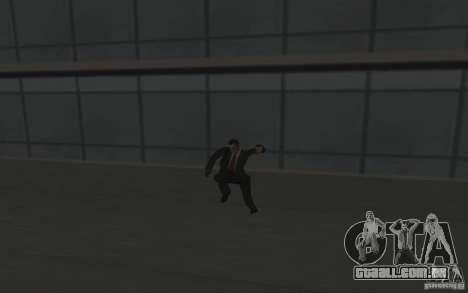 Animação de GTA IV v 2.0 para GTA San Andreas
