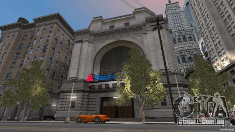 Bank robbery mod para GTA 4