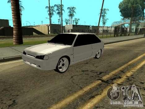 2113TL VAZ para GTA San Andreas esquerda vista