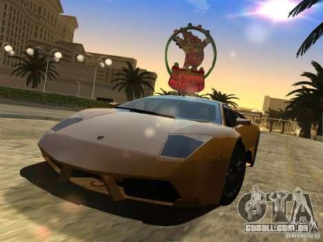 IG ENBSeries v2.0 para GTA San Andreas décima primeira imagem de tela