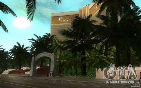 Vegetação perfeita v. 2 para GTA San Andreas décimo tela