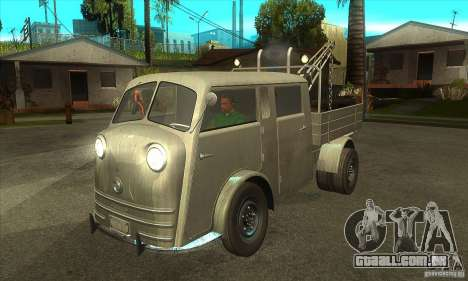 Tempo Matador 1952 Towtruck version 1.0 para GTA San Andreas