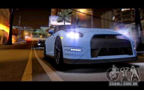 Real World ENBSeries v5.0 Final para GTA San Andreas terceira tela