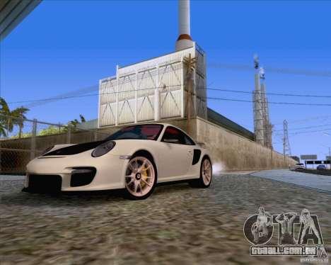 ENBSeries by Sankalol para GTA San Andreas décimo tela