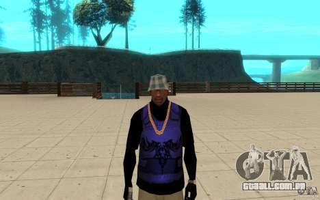 Bronik pele 2 para GTA San Andreas