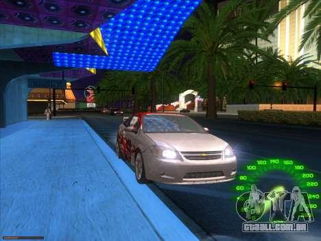 ENBSeries by laphund v2 para GTA San Andreas segunda tela