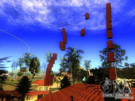 Bomba para GTA San Andreas terceira tela