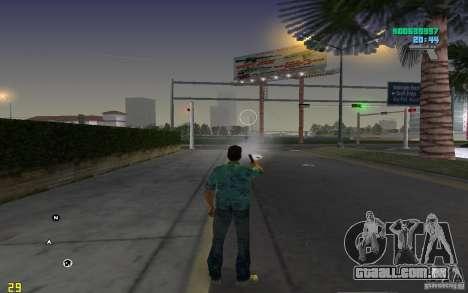 Munição infinita para GTA Vice City