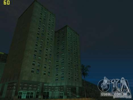 GTA SA IV Los Santos Re-Textured Ciy para GTA San Andreas