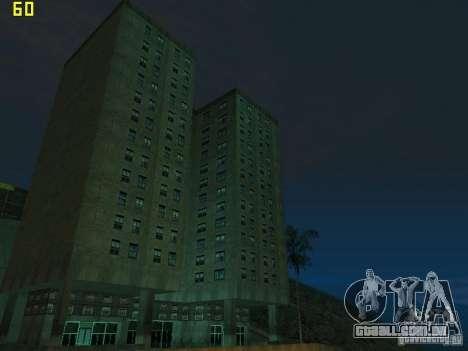GTA SA IV Los Santos Re-Textured Ciy para GTA San Andreas
