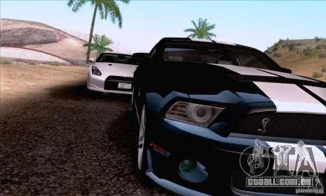 SA_nGine v 1.0 para GTA San Andreas terceira tela