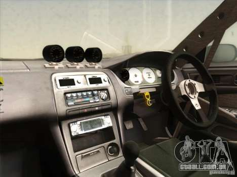 Nissan 200SX S14A para GTA San Andreas vista direita