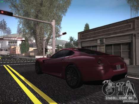 LiberrtySun Graphics ENB v2.0 para GTA San Andreas décima primeira imagem de tela