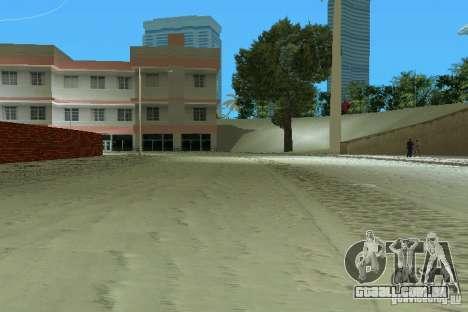 Snow Mod v2.0 para GTA Vice City segunda tela