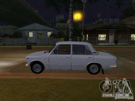 VAZ 2103 baixo clássico para GTA San Andreas esquerda vista