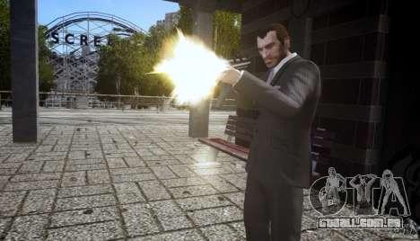 H&K MP5k para GTA 4 terceira tela